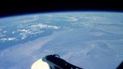 Sojuzraketen förde med sig satelliten Arktika-M. Foto: APN.
