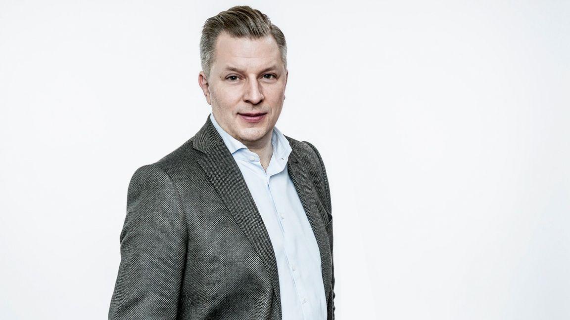 Johan Tralau. Foto: Karl Gabor.