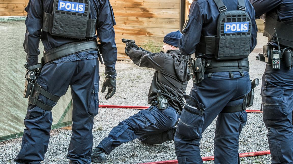 Polisens expansion hotad – över 60 procent kuggades
