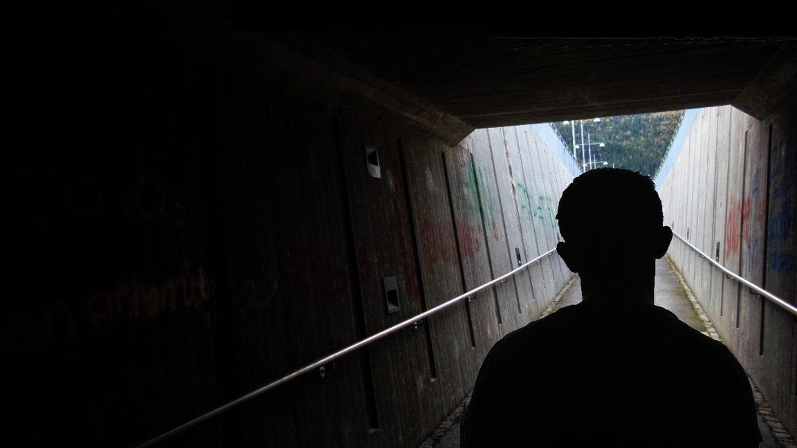 Larmet: Allt fler rån mot 10–12-åringar. Foto: Gorm Kallestad/TT.