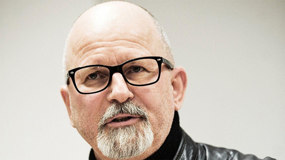 Peter Springare varnar för utestängningar som metod. Foto: Petter Koubek/TT