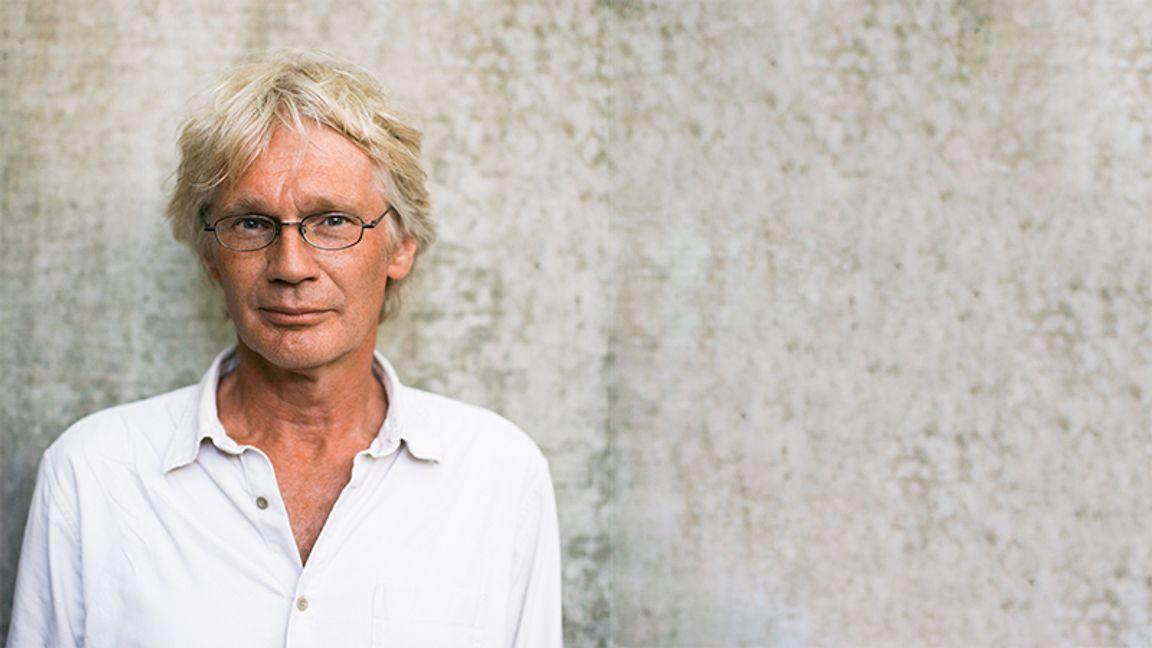 Lars Åberg är krönikör i Bulletin. Foto: Lars Strandberg.