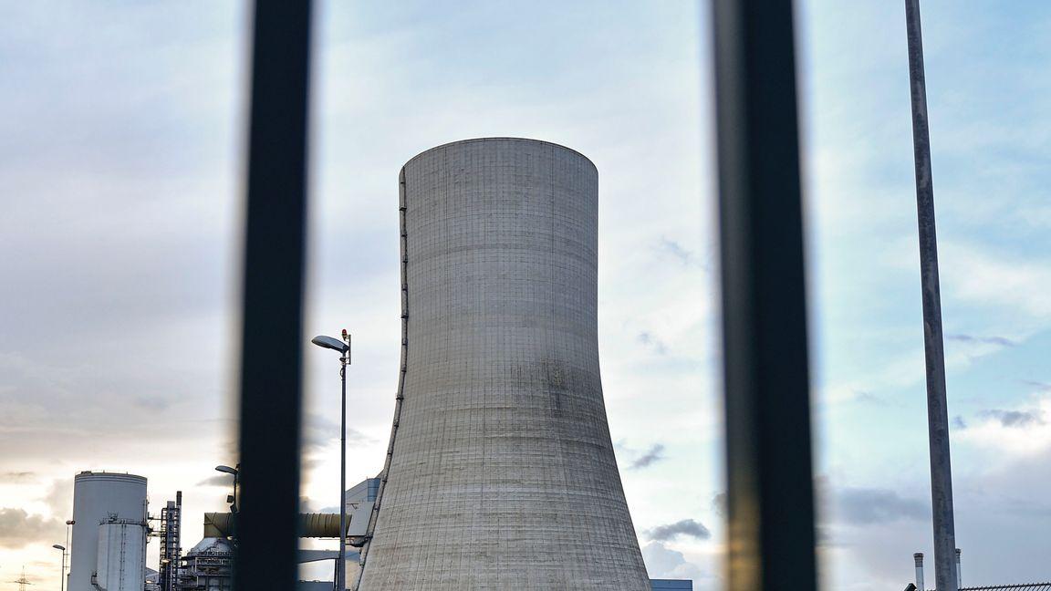 Ett konsortium med energiföretaget Uniper i spetsen siktar på att utveckla en minikärnreaktor i Sverige. Foto: Martin Meissner/TT.