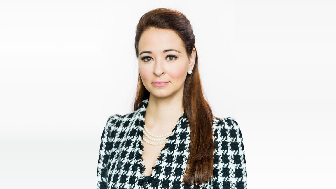 Alice Teodorescu Måwe. Foto: Karl Gabor.