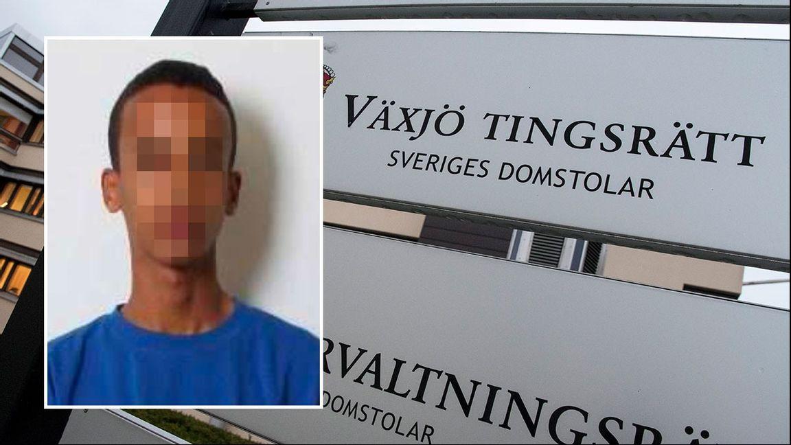 En av de misstänkta gärningsmännen är tidigare dömd för bland annat rån. Foto: Johan Nilsson/TT/Polisen