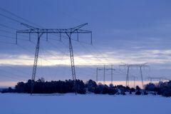 Ygeman vill snabba upp tillståndsprocessen för elnät. Foto: Janerik Henriksson/TT