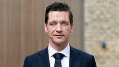 Kaare Dybvad Bek är socialdemokrat och har varit bostadsminister sedan 2019. Han fick dessutom så sent som i januari i år hand om inrikesministerposten i den danska regeringen. Foto: Pressbild.