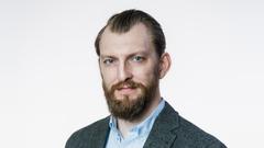 Ivar Arpi, ny chefredaktör för Bulletin. Foto: Karl Gabor.