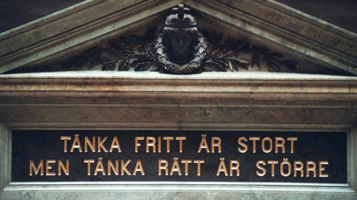 Foto: Fredrik Persson, TT.