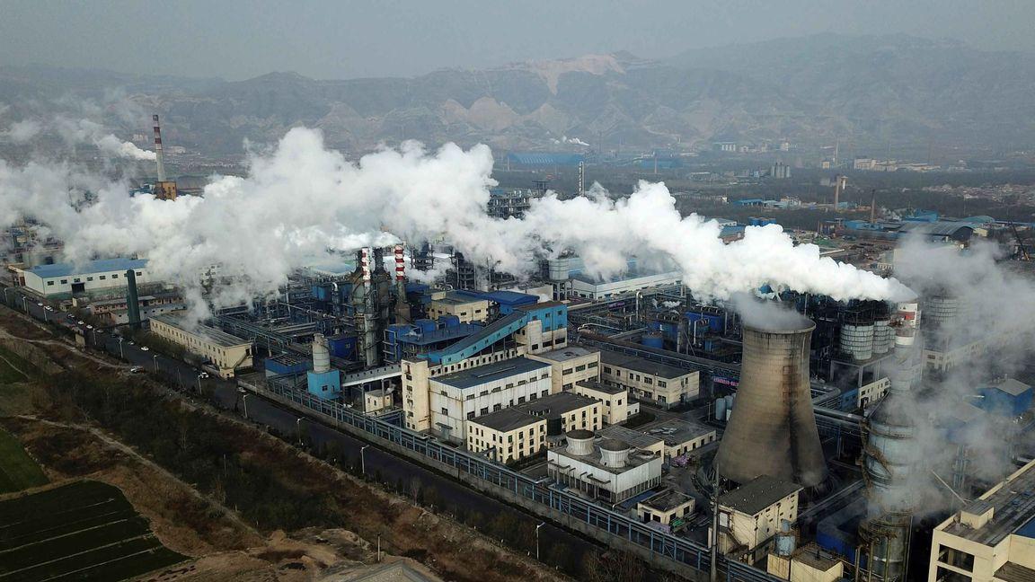 Kan ett globalt koldioxidincitament minska utsläppen? Foto: Sam McNeil/AP/TT