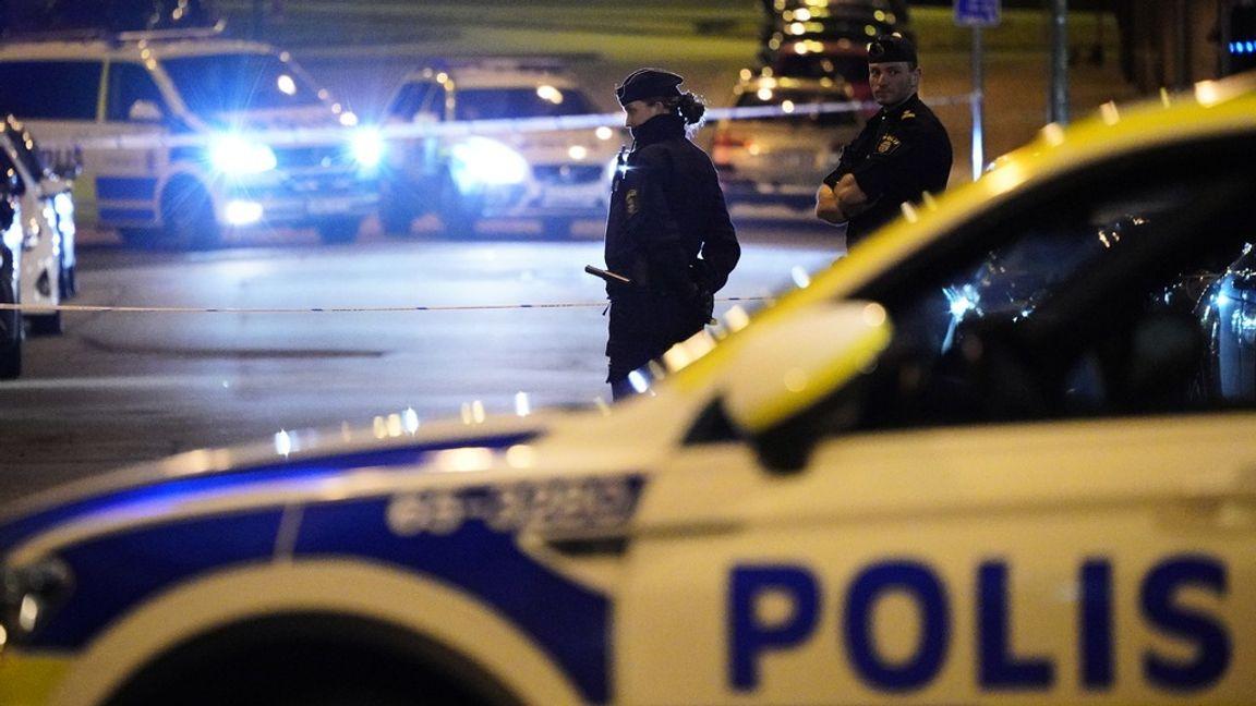 En flerårig gängkonflikt ledde till ett mord. Foto: Johan Nilsson/TT