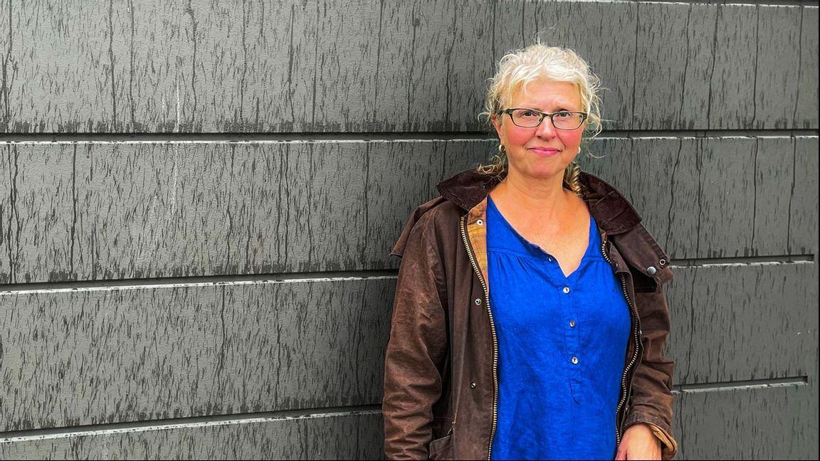 Maria Wallin är sociolog och har tidigare jobbat som strategisk analytiker hos polisen. Foto: Per Brinkemo