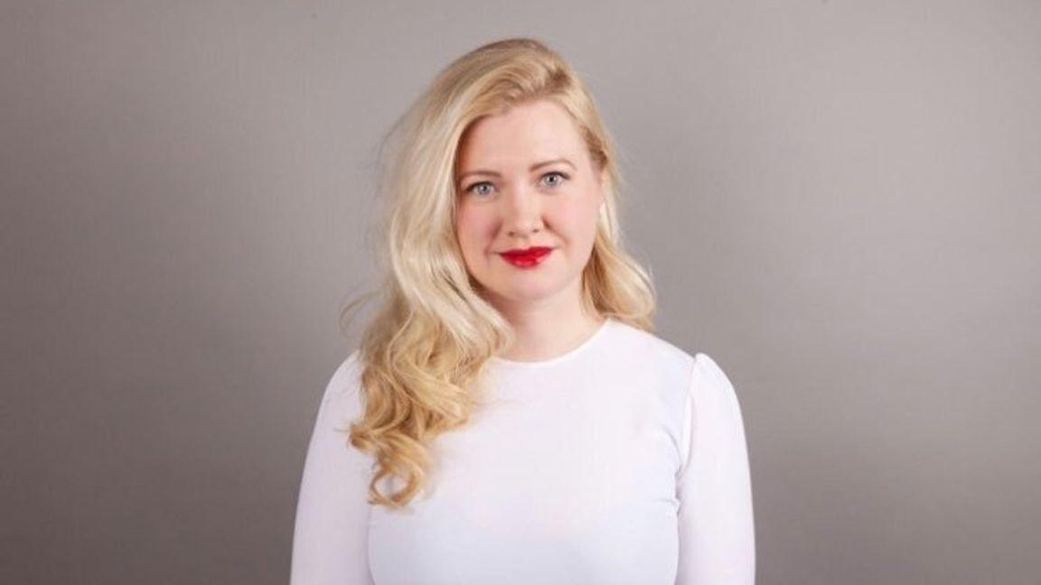Cecilia Blomberg. Foto: Privat