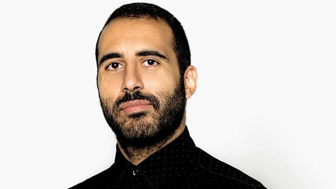 Debattören och projektledaren Omar Makram är ny krönikör för Bulletin. Foto: Privat