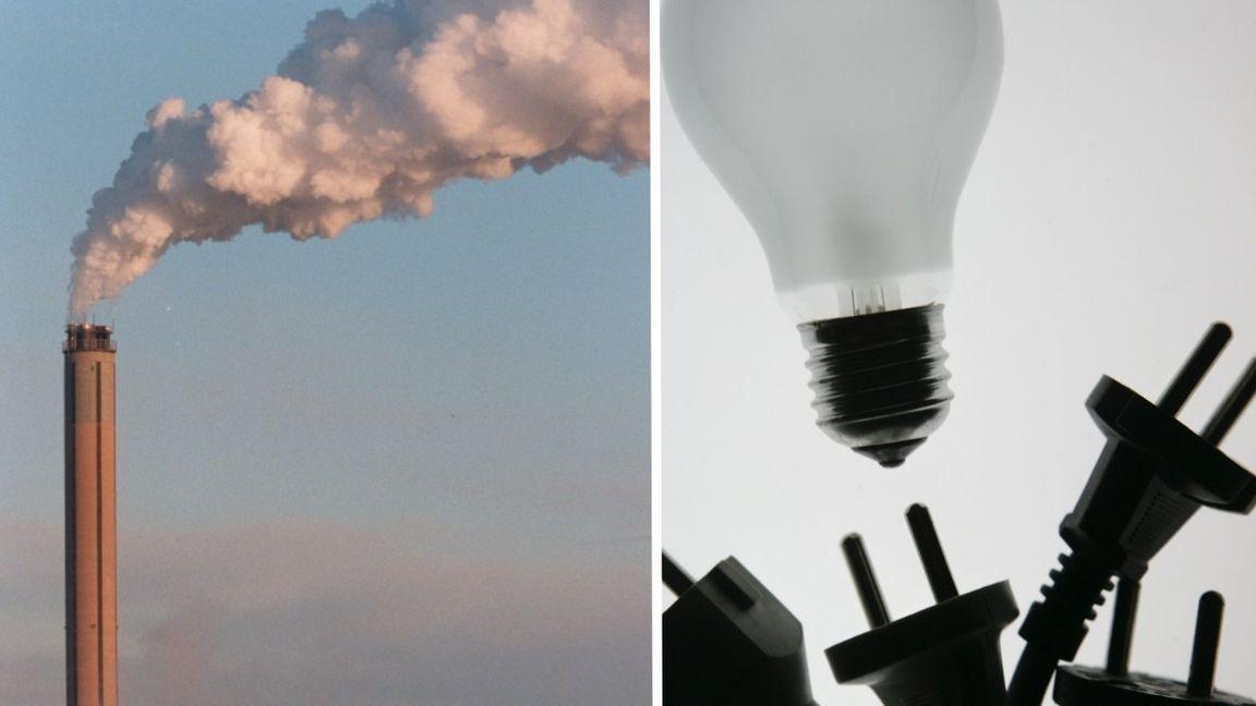 Den svenska basindustrin är orolig för att tillförseln på säker och billig el ska sina. Foto: TT